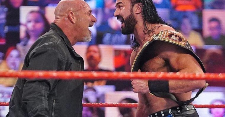 No matter the explanation, Goldberg's Raw promo didn't make sense