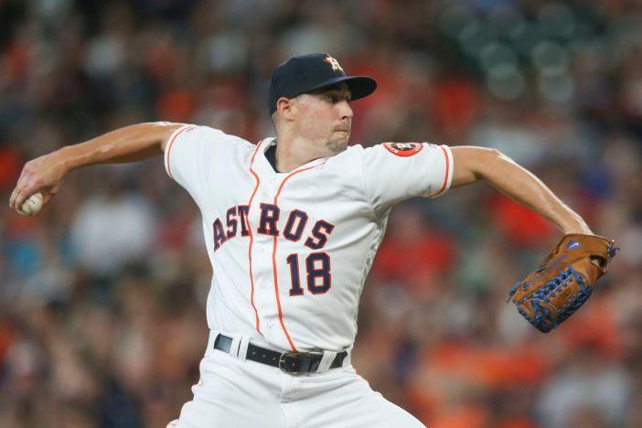 Houston Astros: Aaron Sanchez debut just got specialer - The ...