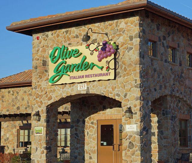 Olive Garden Aka The Birthday Palace