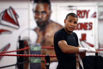 Chris Eubank Jnr. Media Workout