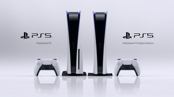 ps5 digitial edition hardware