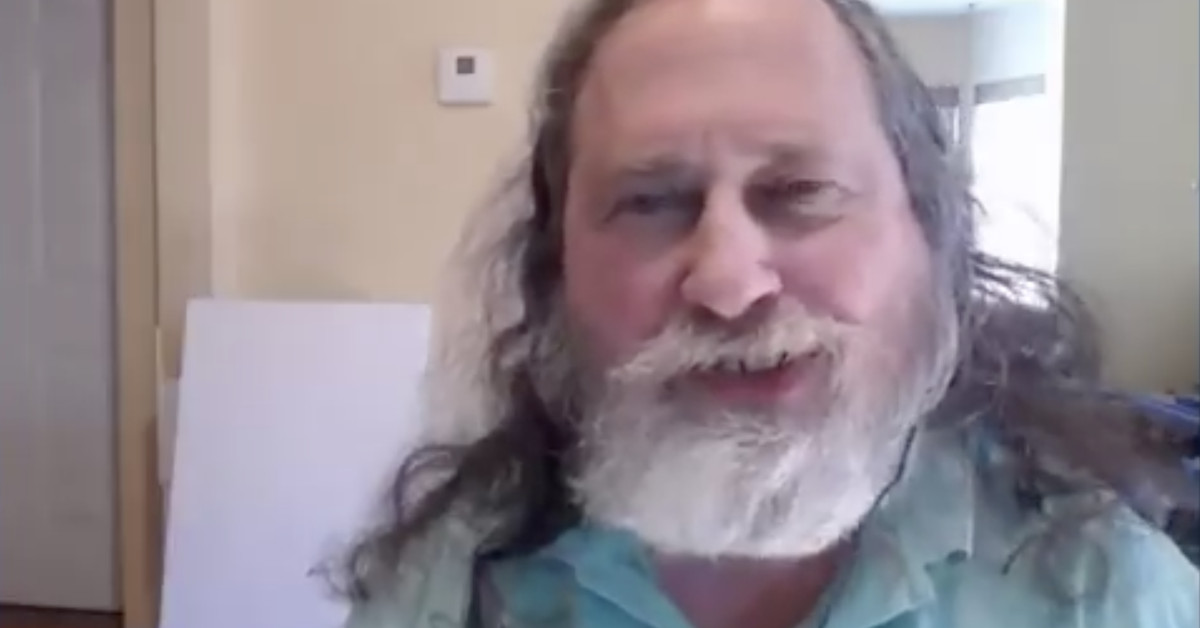 Richard Stallman returns to the Free Software Foundation after resigning in 2019
