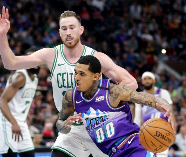 Jazz Fans Continue Recent Treatment Of Gordon Hayward As Celtics