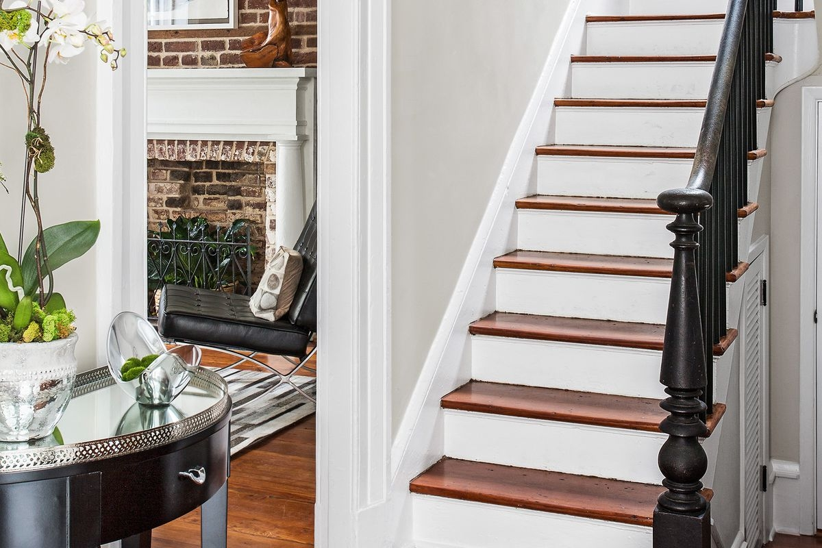 How To Remove Carpet From Stairs This Old House | Stripping Stairs Back To Wood | Paint Remover | Stair Risers | Stair Treads | Steps | Hardwood