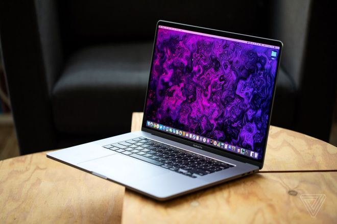vpavic_191118_3800_0122.0 Apple finally supports Windows Precision Touchpad gestures in new Boot Camp update   The Verge