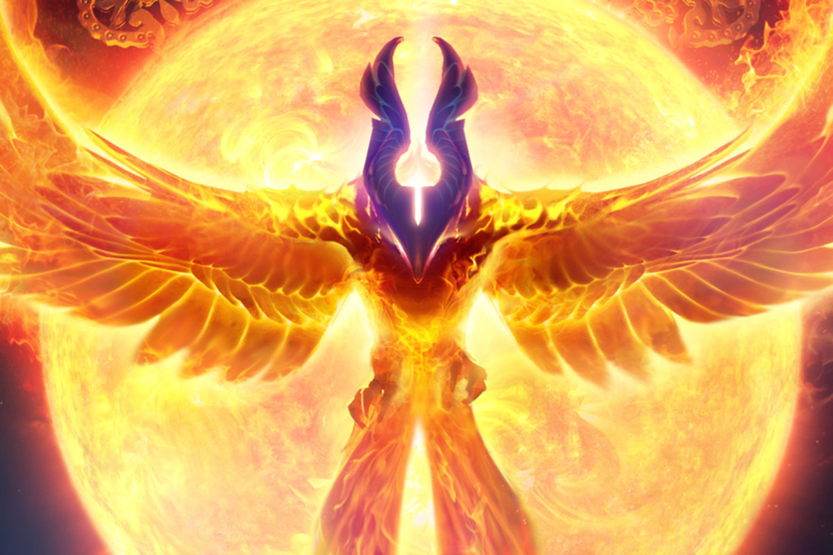 DOTA 2 To Receive Phoenix Hero And Takeover Mode With New Bloom Festival Polygon