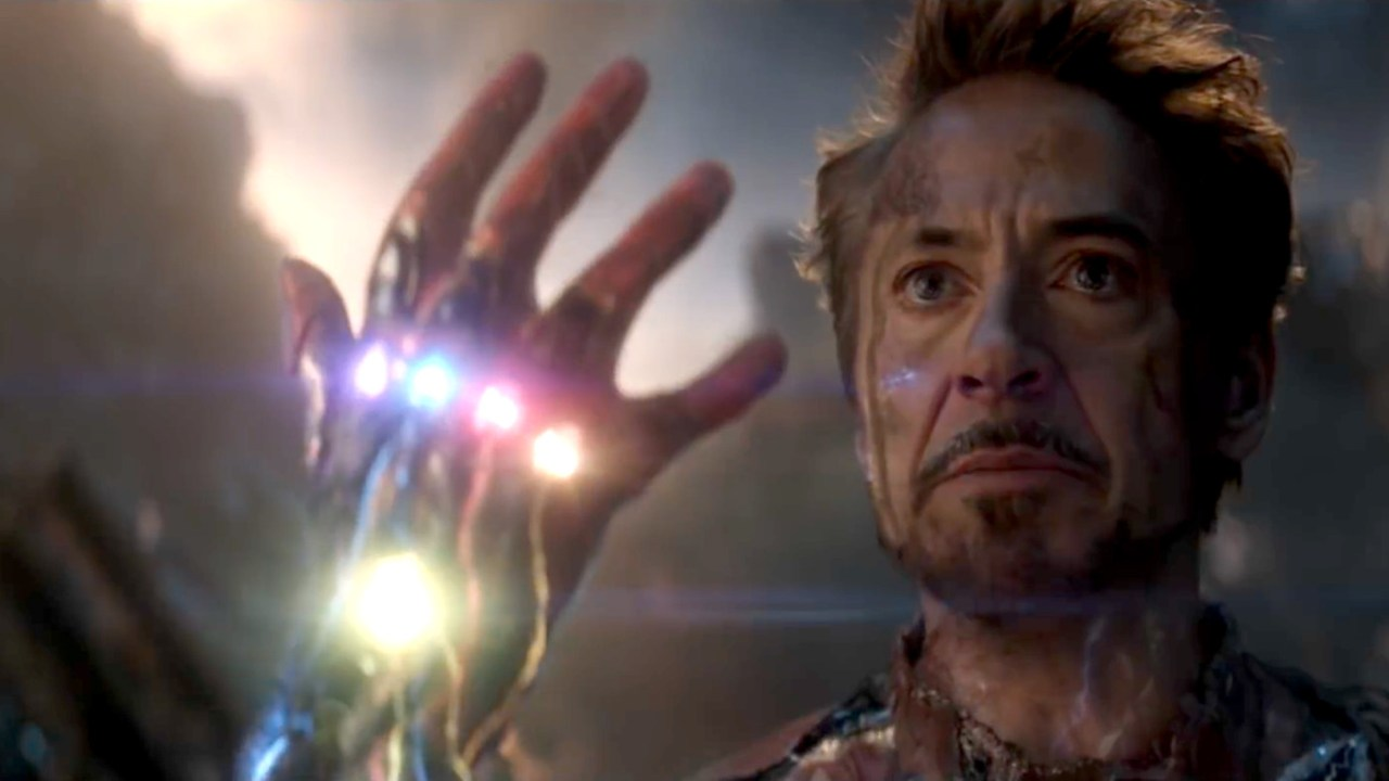 Image result for iron man dies