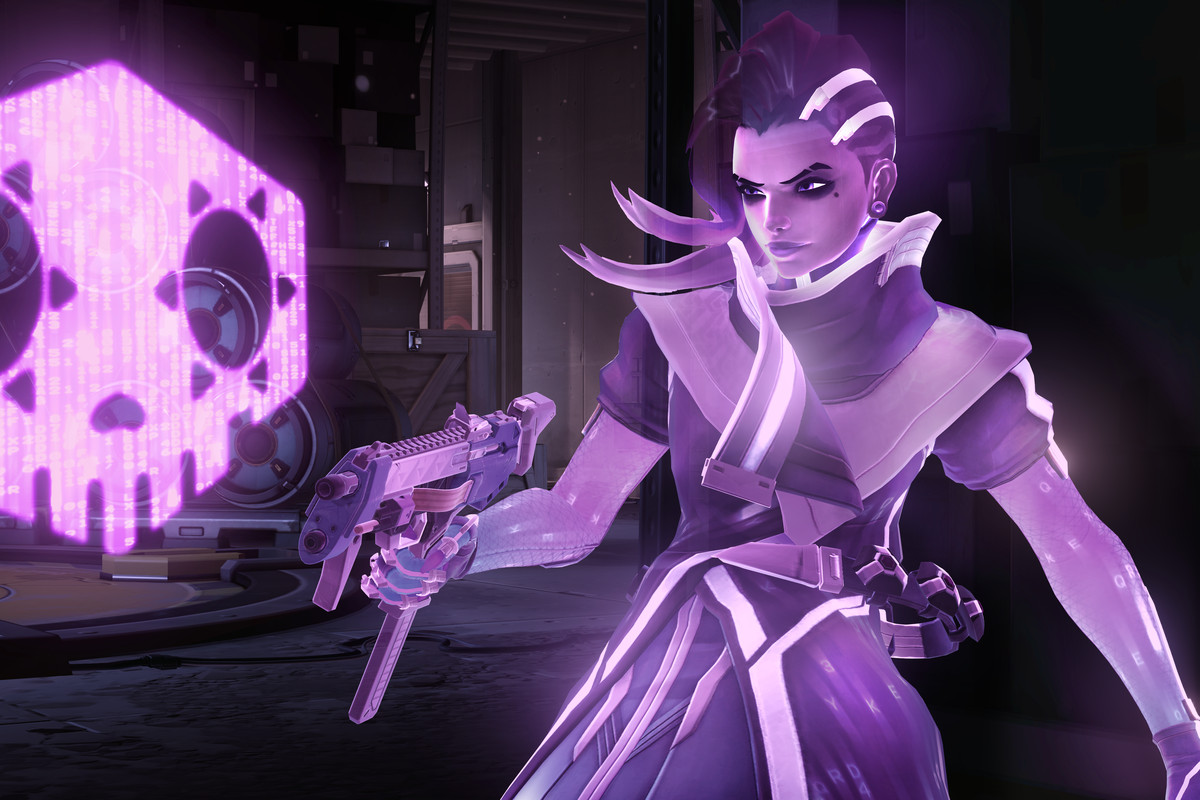 Sombra Could Be Receiving A Second Overwatch Rework Heroes Never Die