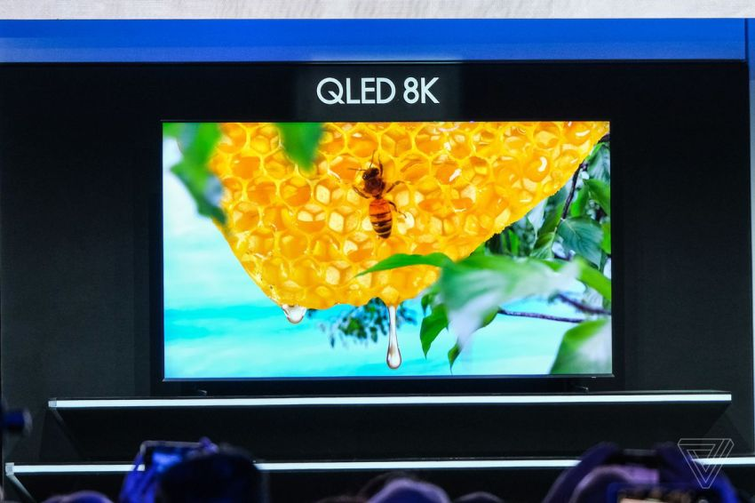 The biggest TVs announced at CES 2019 – The Verge – Internet of This