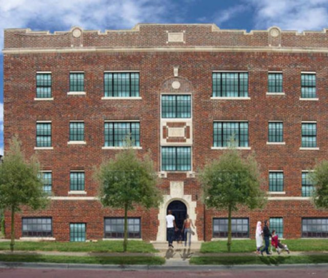 Vacant Jefferson Chalmers Buildings To Be Rehabbed For Apartments