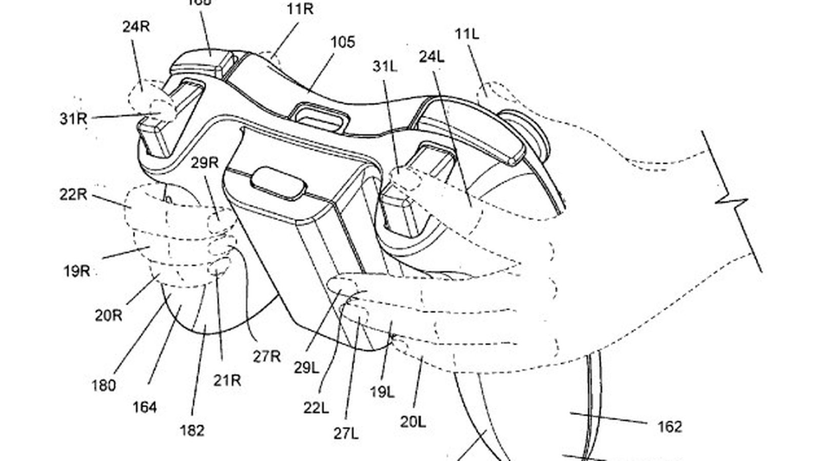 Xbox 360 Controller Patent Reads Biometrics Of Your Hands