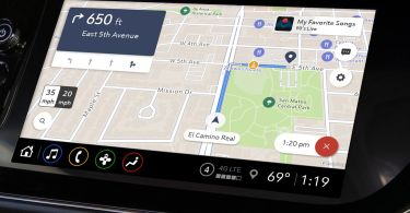 GM rolls out a new cloud-based mapping service for nearly 1 million vehicles