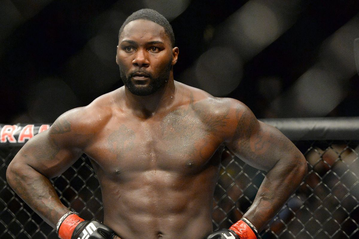 Anthony Rumble Johnson Blasts Media At Ufc 191 For