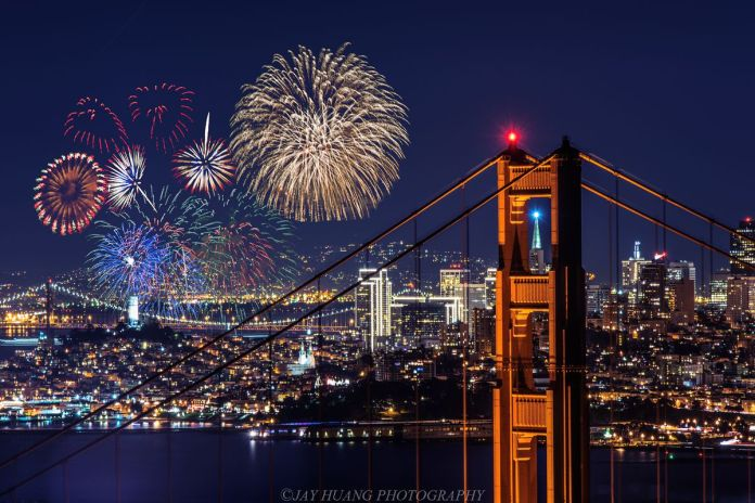 Image result for san francisco new years eve