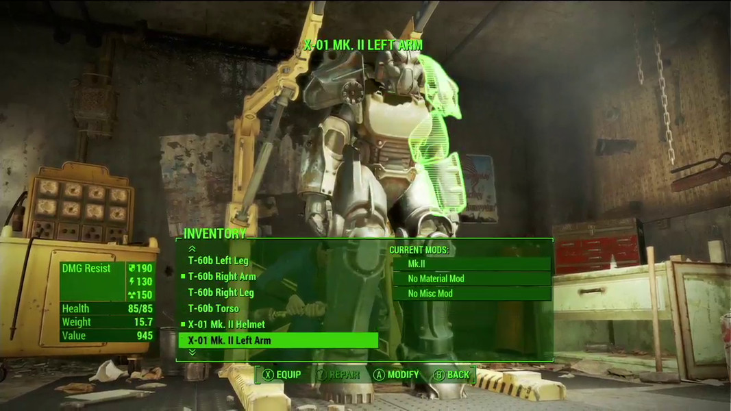Crafting Will Play A Huge Role In Fallout 4 Polygon