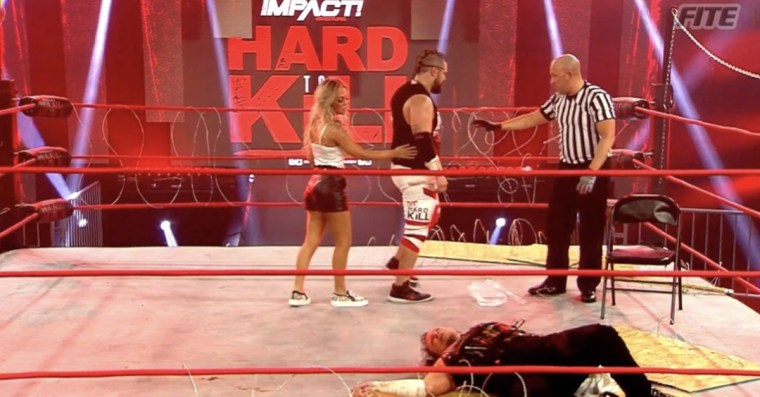 Impact Hard to Kill recap & reactions: A violent Barbed Wire Massacre