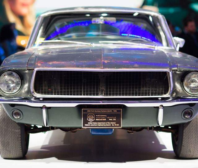 The Return Of Ford Mustang Bullitt Tugs At Auto Lovers Heart Strings The Verge