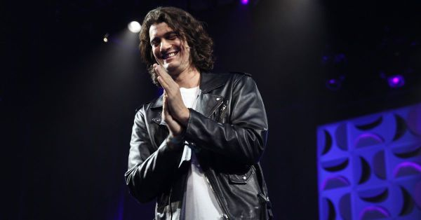WeWork founder will get nearly $1.7 billion to let SoftBank take over his company