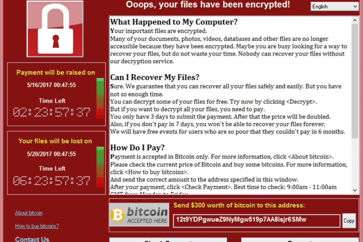 Tội phạm an ninh mạng triển khai mã độc tống tiền