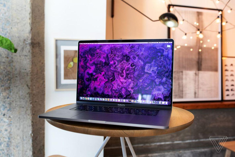 أفضل أجهزة الكمبيوتر المحمولة لعام 2020: جهاز Apple MacBook Pro مقاس 16 بوصة