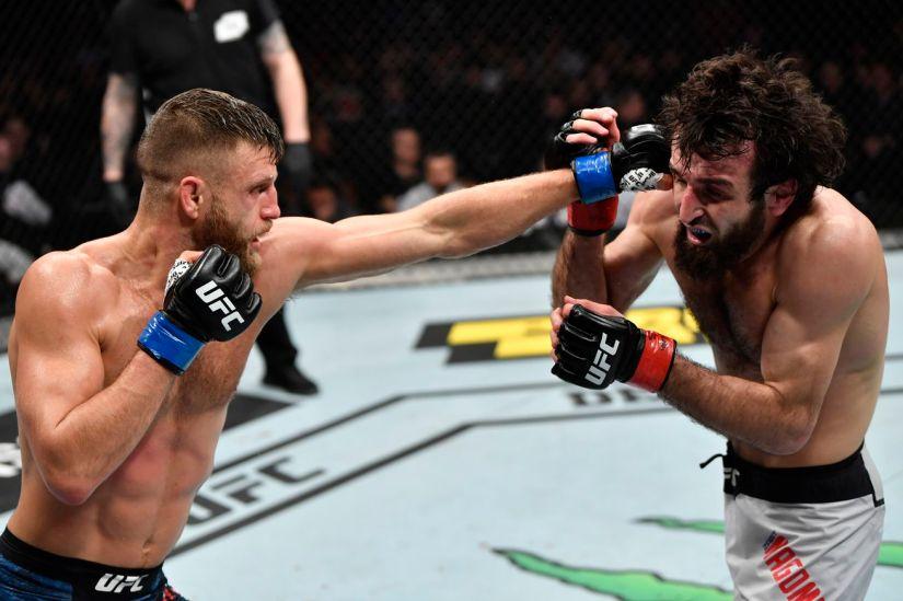 UFC Fight Night: Zabit v Kattar