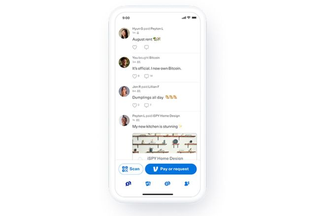 Updated_Venmo_home_screen_LQ.0 Venmo drops the global social feed that could make your payments visible to strangers | The Verge