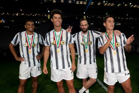 Juventus 2019-20 Season Ratings: The Attackers - Black & White & Read All  Over