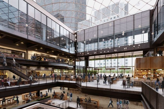 New Renderings Willis Tower S 500 Million Addition