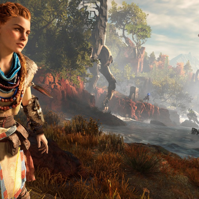 Sony Confirms Horizon Zero Dawn Is Coming To Pc The Verge