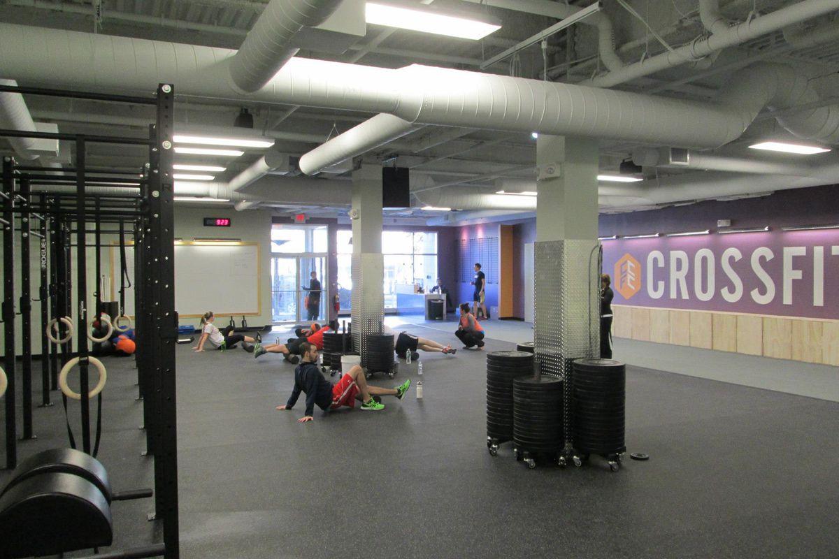 Meet Brooklines First CrossFit Box CrossFit Coolidge