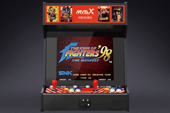 $500 Neo Geo arcade cabinet