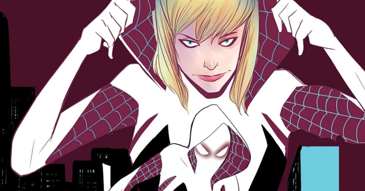 Gwen Stacy Spider Woman Costume