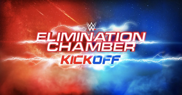 WWE Elimination Chamber 2021 live stream: Kickoff show