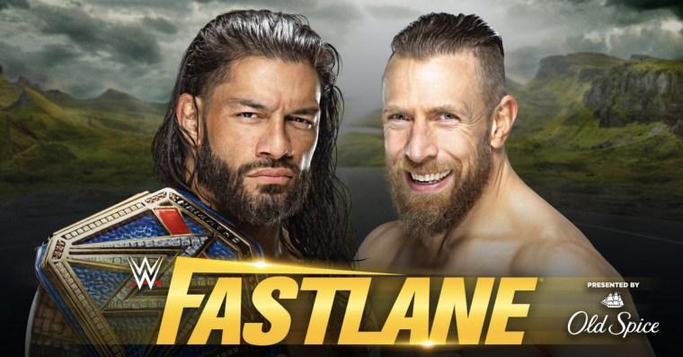 Fastlane 2020 preview: Roman Reigns vs. Daniel Bryan