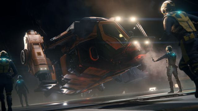 argo_landing_rsi.0 Star Citizen had a 'record-breaking' year of crowdfunding   Polygon