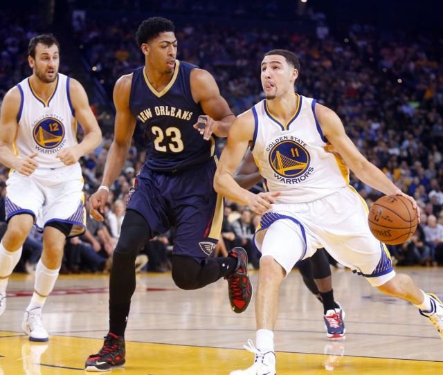 Game Preview New Orleans Pelicans Vs Golden State Warriors The