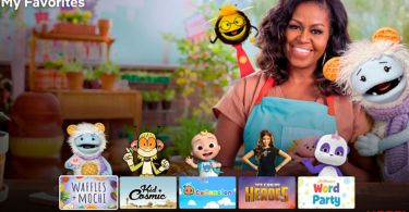 Netflix redesigns kids' profiles to be more kid-friendly