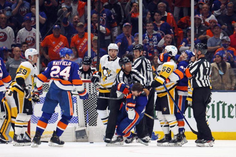 Game 4 Preview: Pittsburgh Penguins @ New York Islanders - PensBurgh