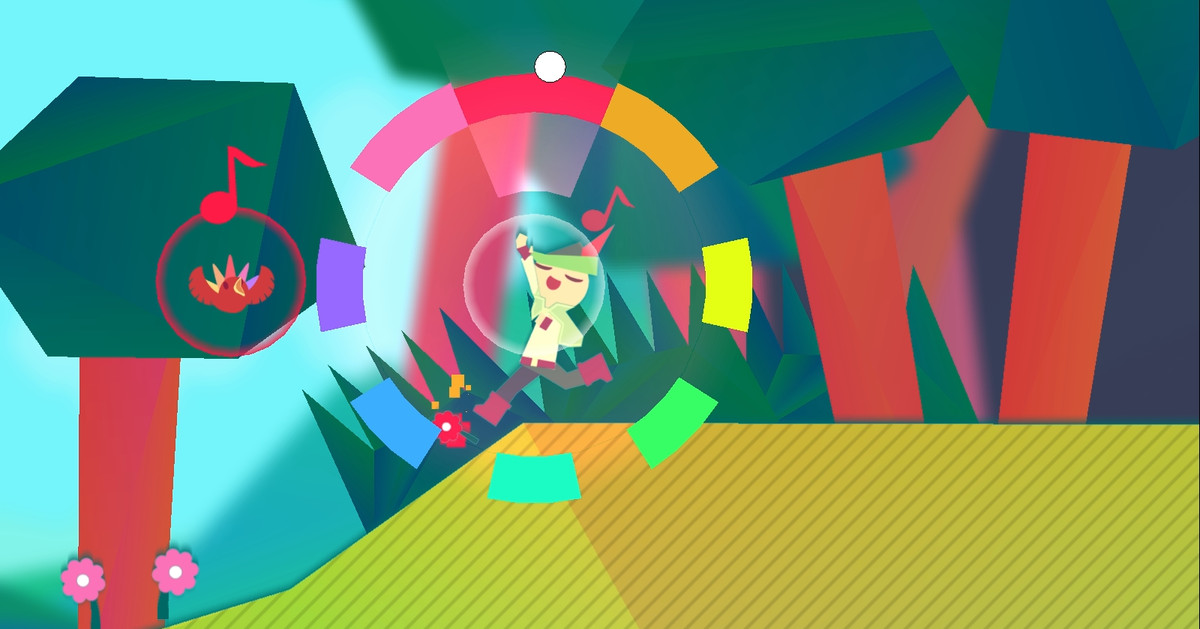Musical Adventure Wandersong Brings Cuteness And Quirk To