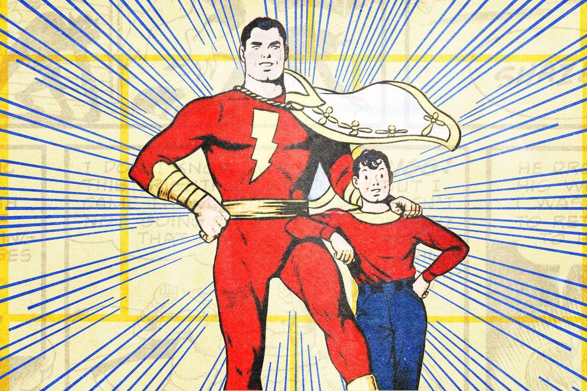a brief history of 'shazam!,' the original captain marvel - the ringer