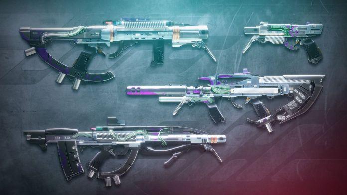 Destiny 2: Season of the Splicer new guns