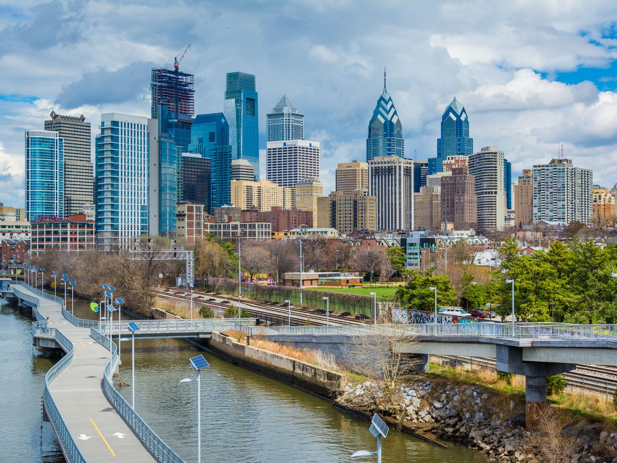 Phillys 13 Tallest Buildings By 2020 Mapped Curbed Philly