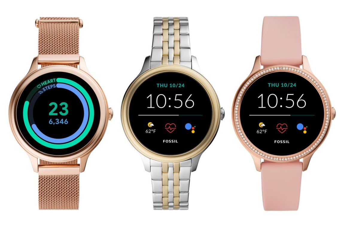 Fossil's new Gen 5E smartwatches are smaller and more affordable - The Verge