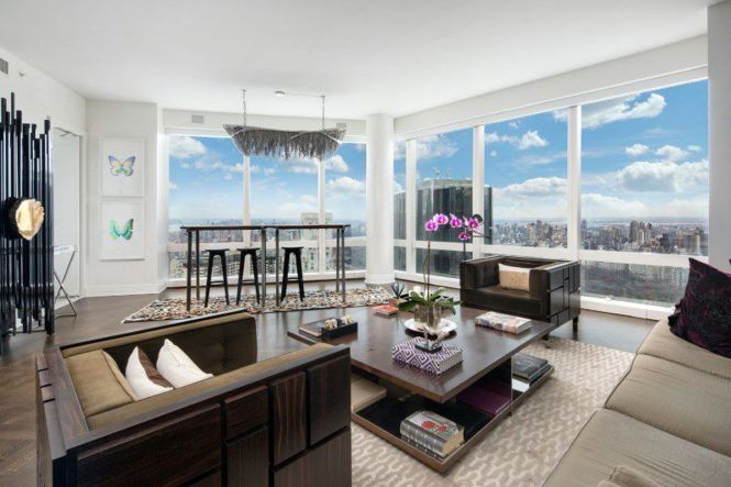 110k Month Time Warner Center Pad Is Nyc S Most Expensive