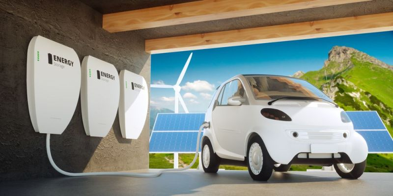 the garage of the future