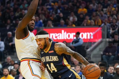 NBA Preview: New Orleans Pelicans With Another Golden Opportunity, Face  Star-less Warriors - The Bird Writes