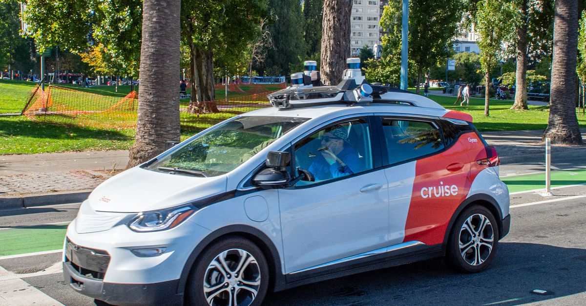 California grants permit to Cruise for passenger rides in driverless vehicles