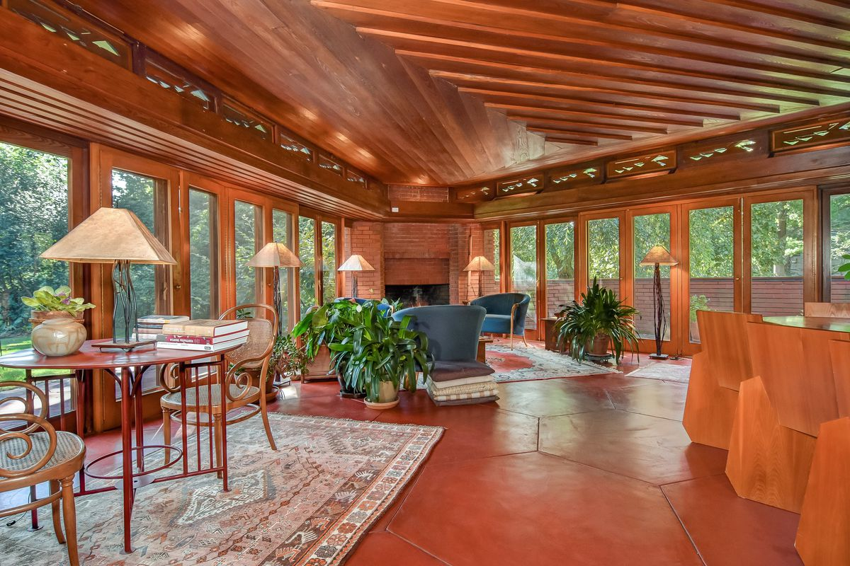 9 Best Frank Lloyd Wright Homes For Sale In