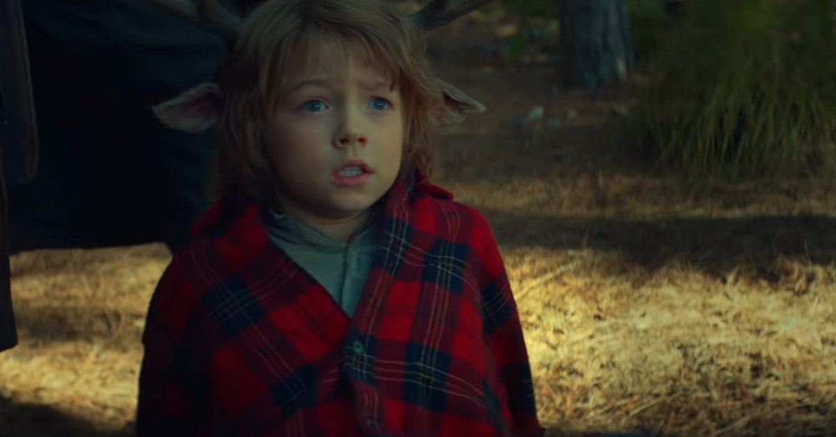 The first trailer for Netflix's Sweet Tooth introduces a post-apocalyptic fairytale