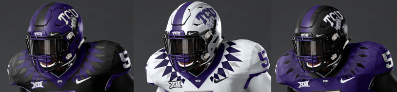 Colors Frogs Tcu Horned
